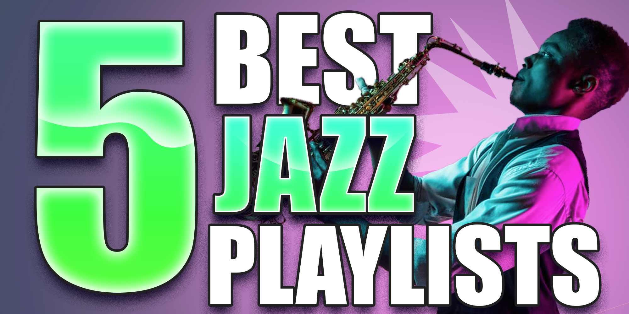 5 best jazz spotify playlists