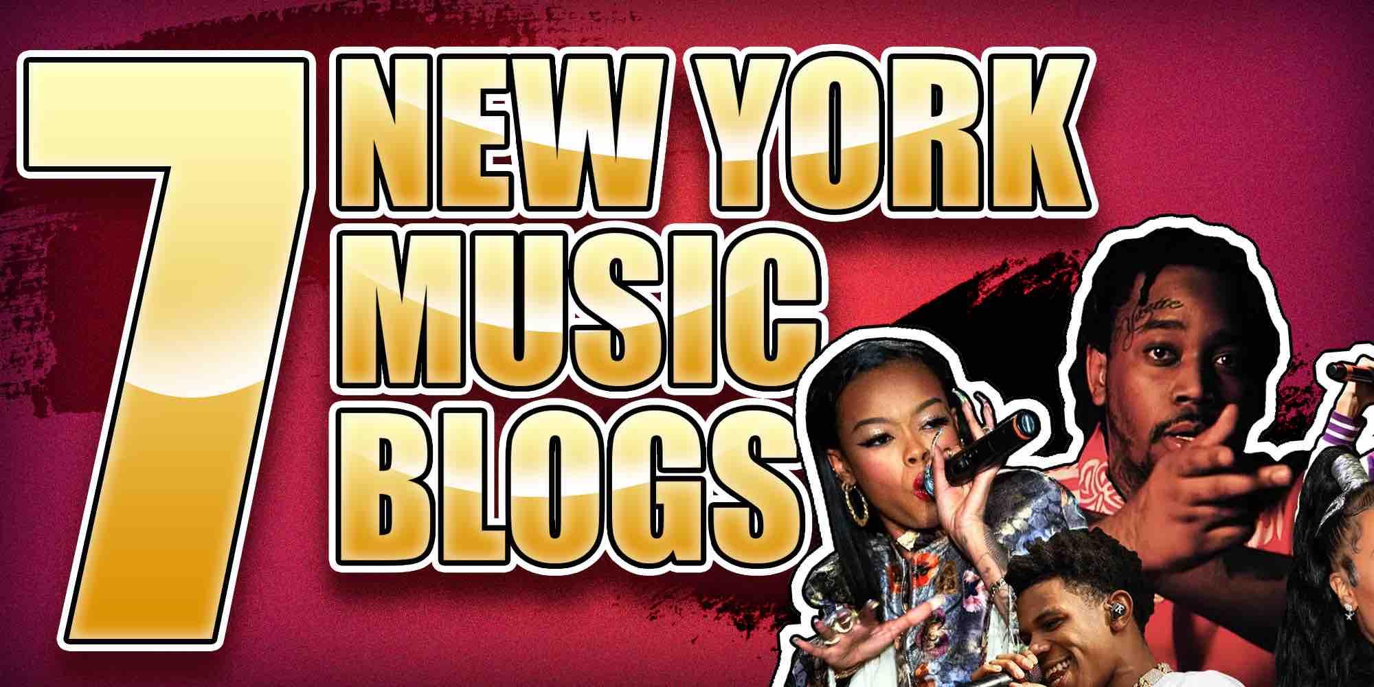 7 New York Music Blogs