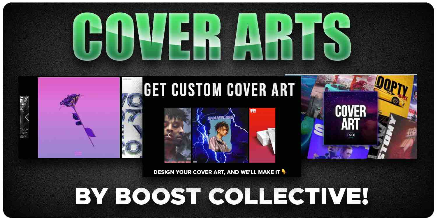 Boost Collective cover arts