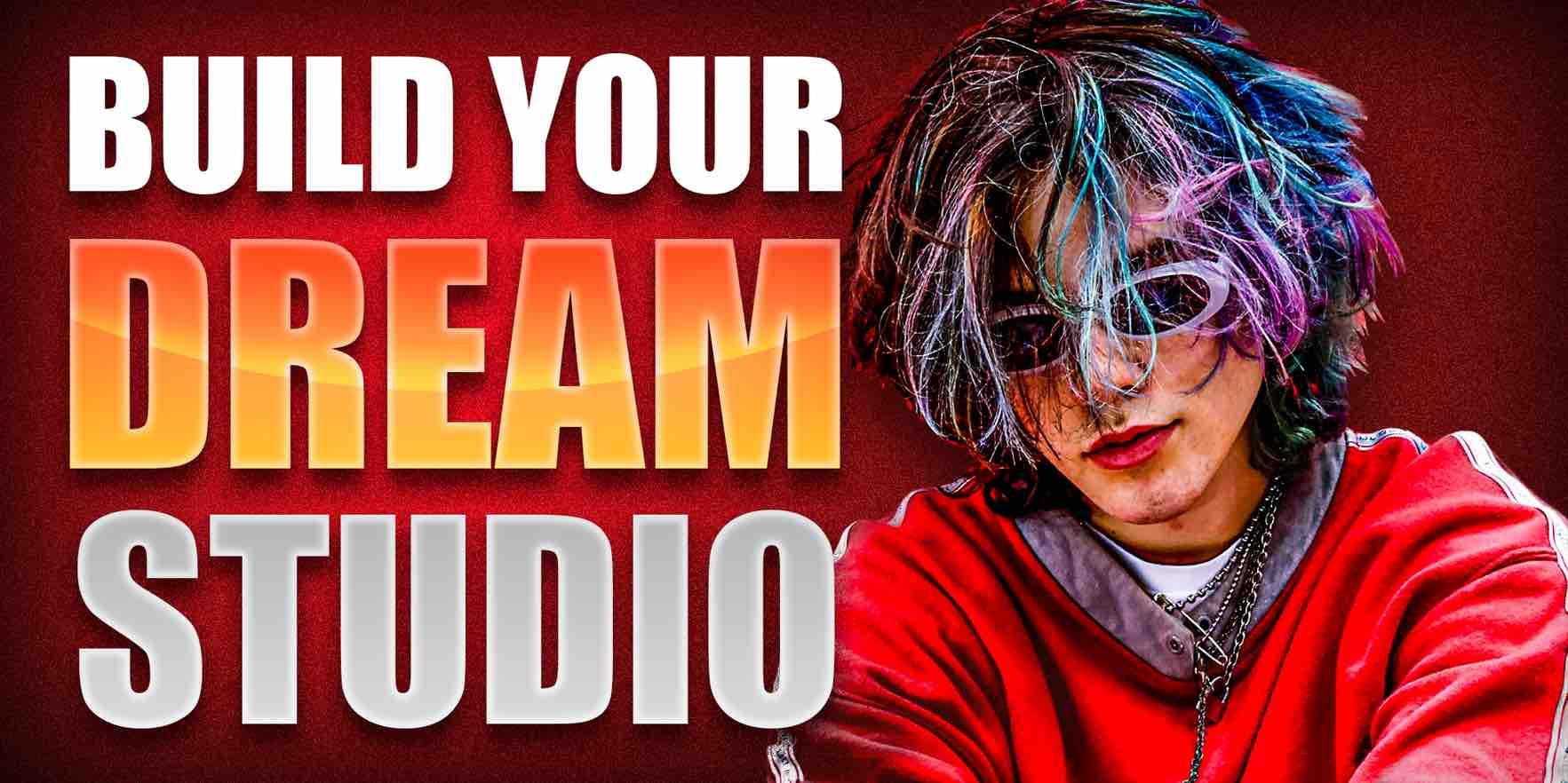 Build your music studio