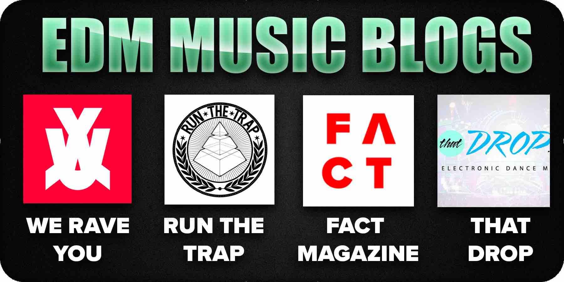 EDM Music Blogs
