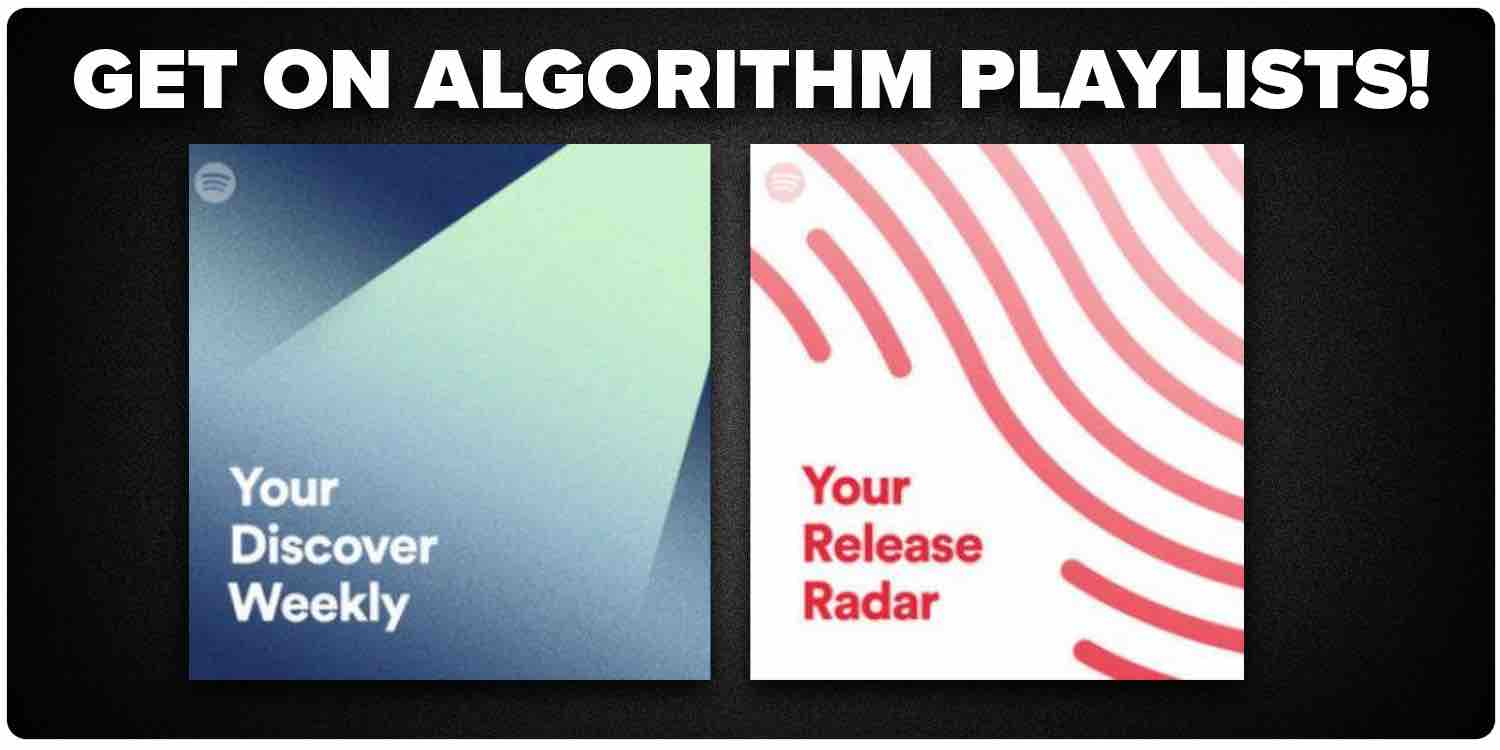 Get on Algorithm Playists