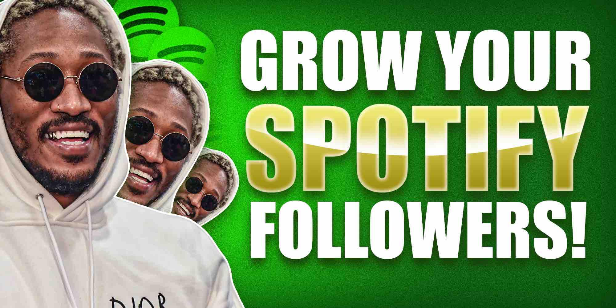 Grow your Spotify followers