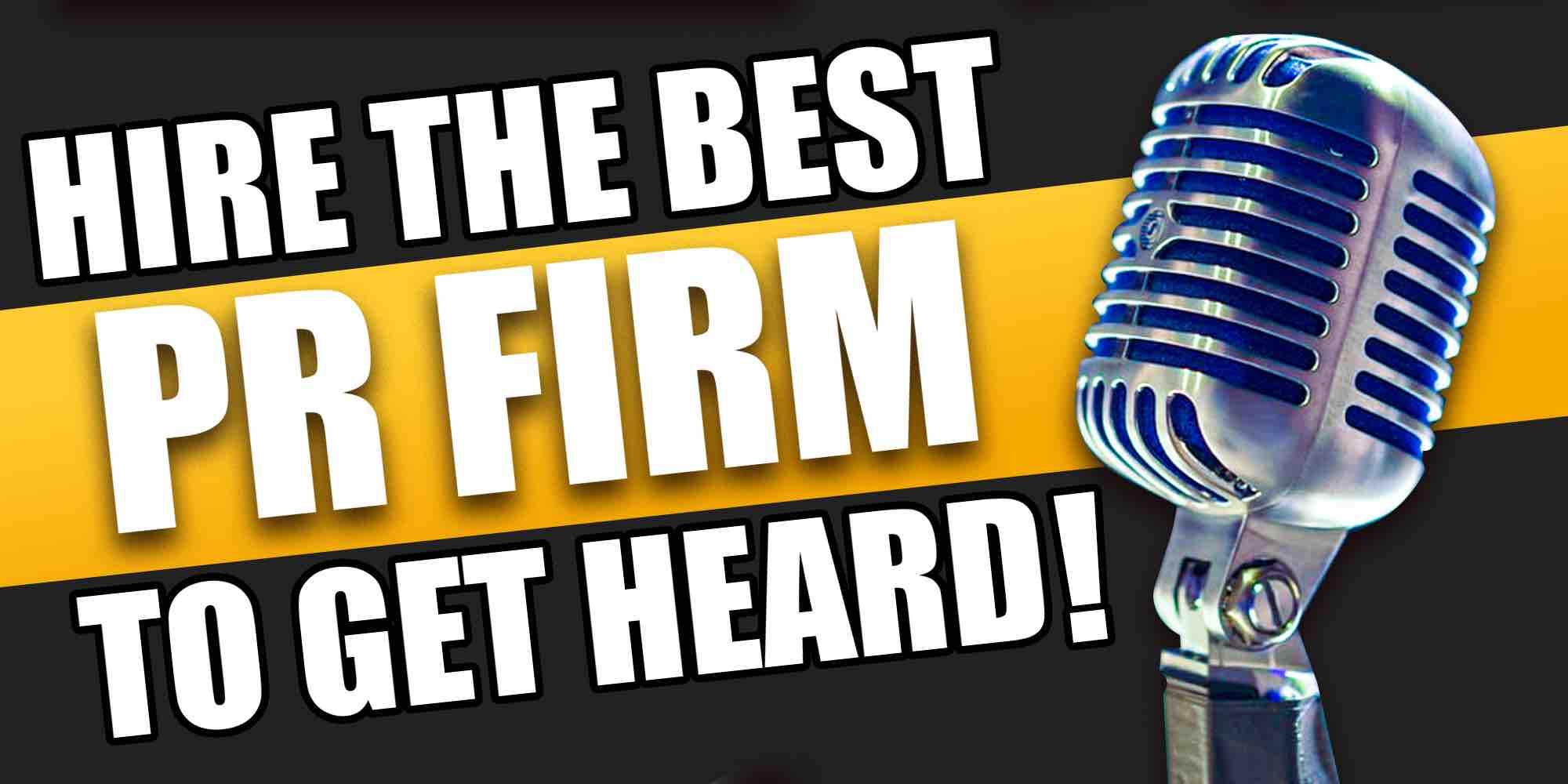 Hire the Best music PR firm