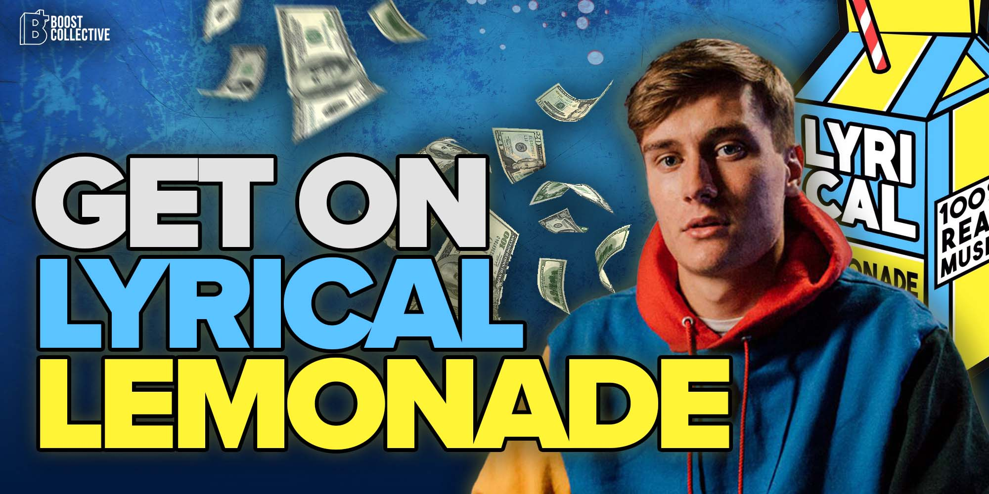 How To Get On Lyrical Lemonade