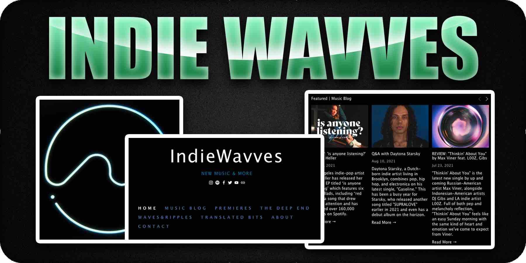 Indie Wavves (Music Blog)