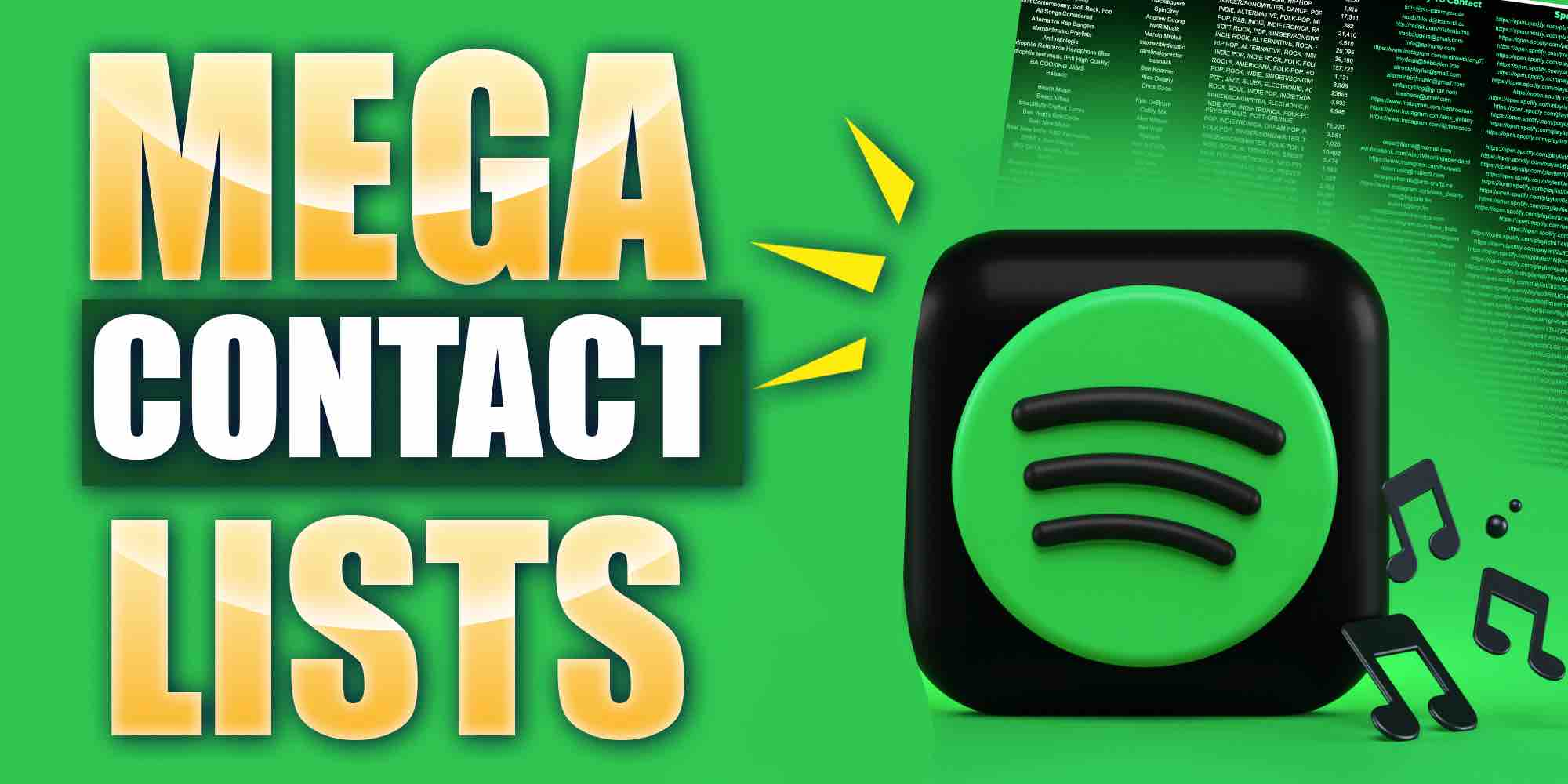 Mega Spotify Curator Contact list-1