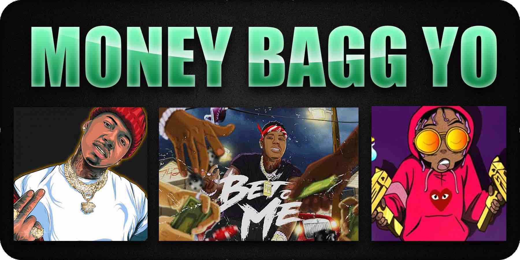 Money Bagg Yo cartoon cover art