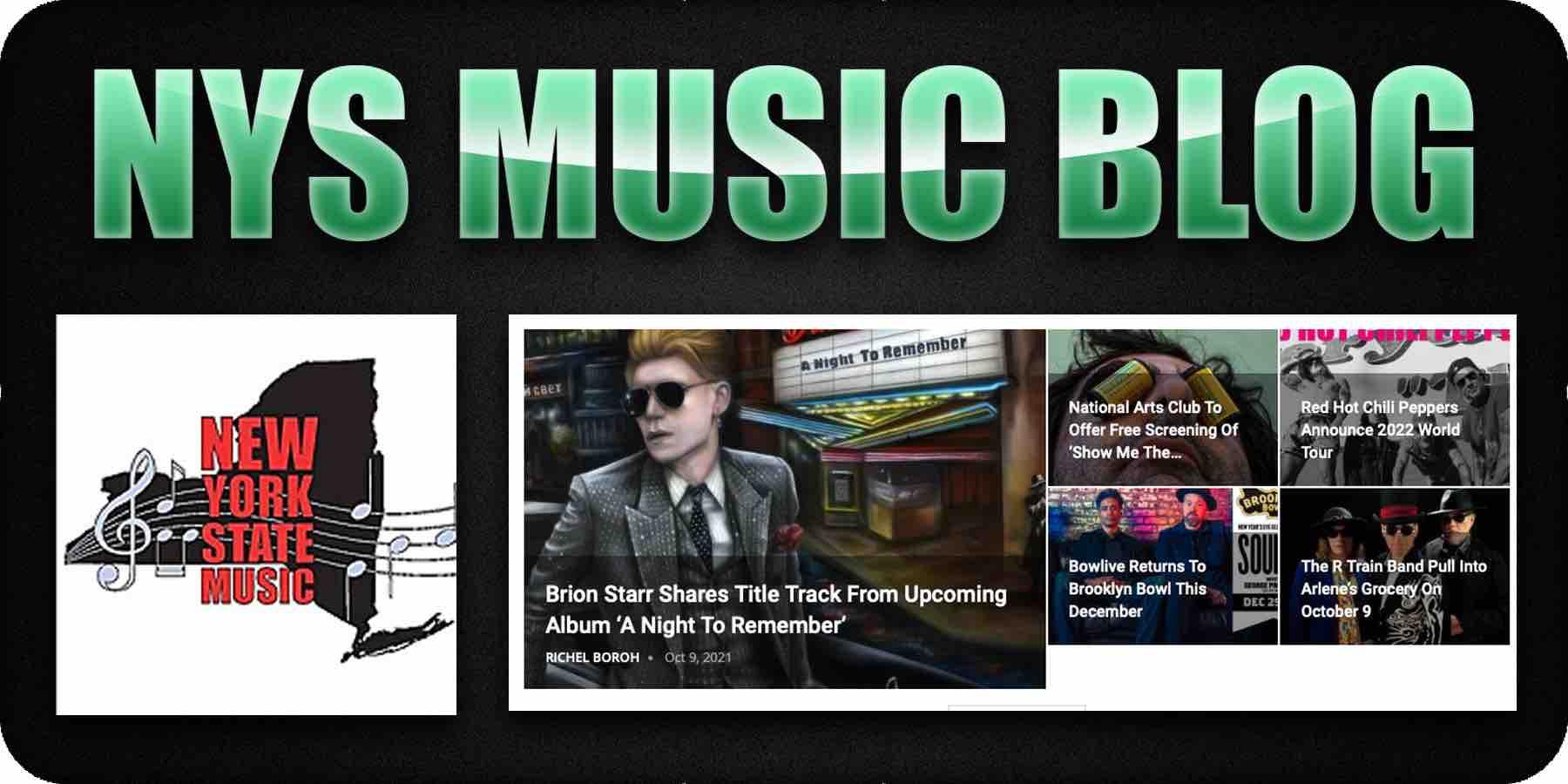NYS music blog