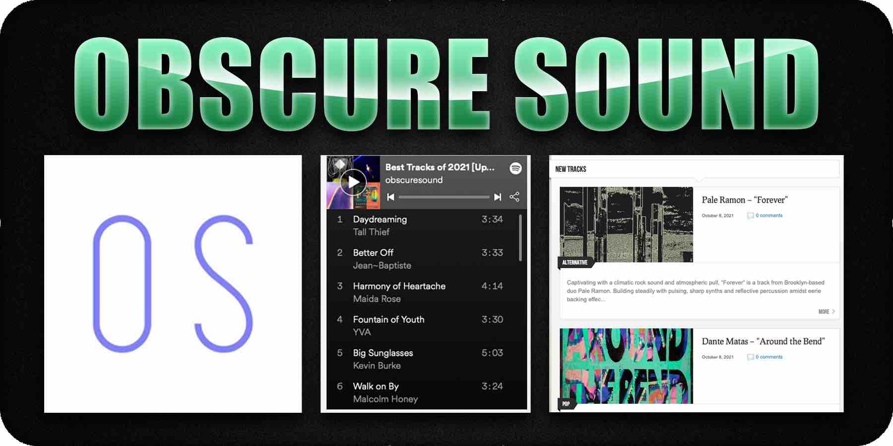 Obscure Sound (Music Blog)