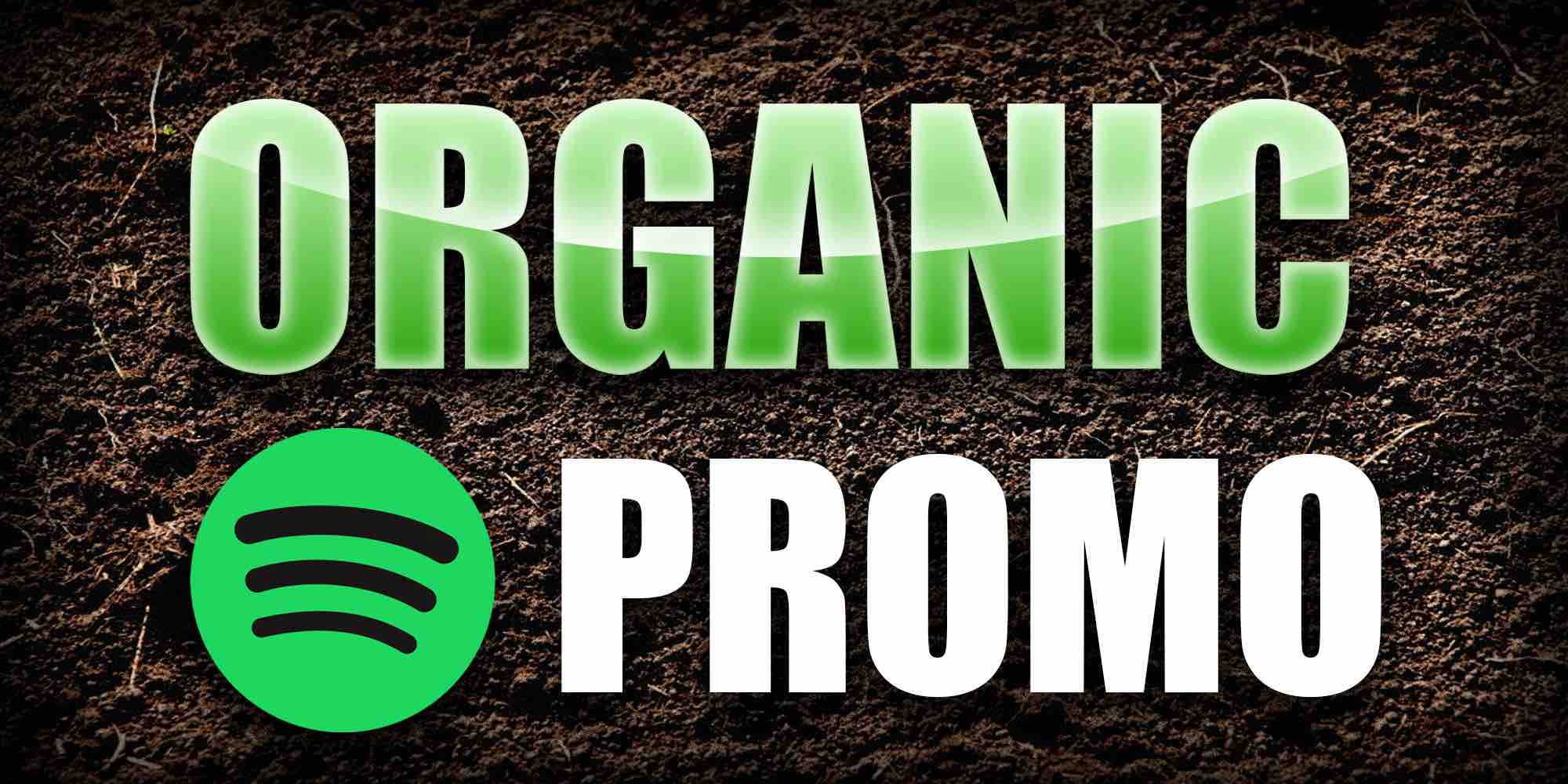 Organi Spotify promotion