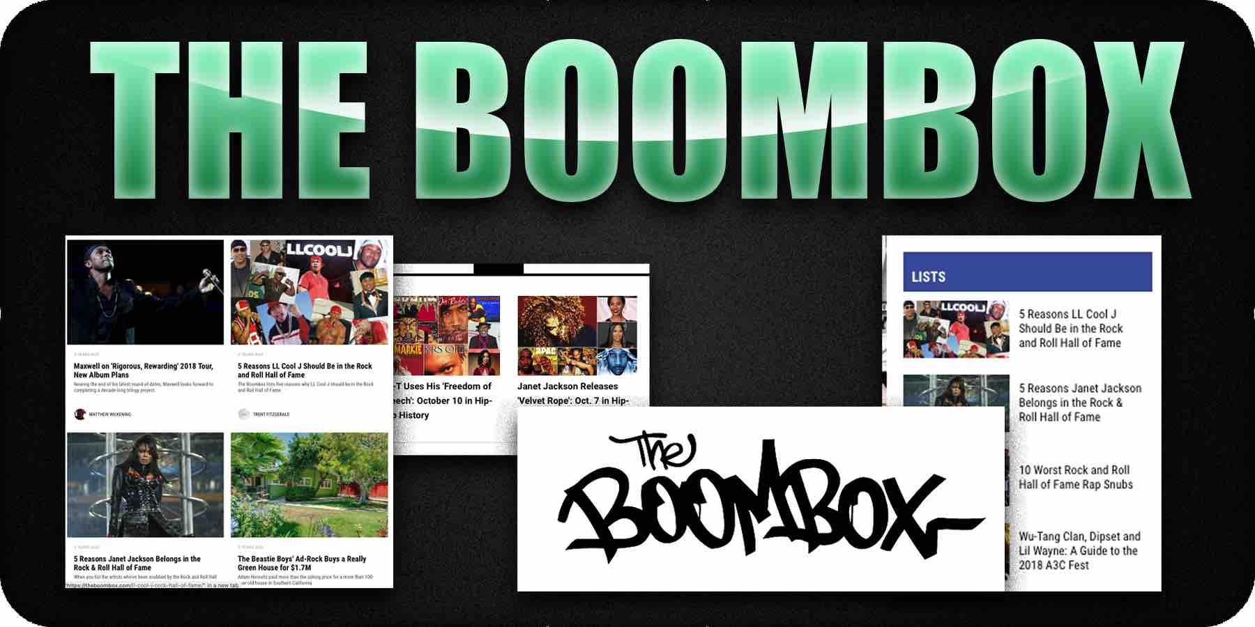 The Boombox (music blog)