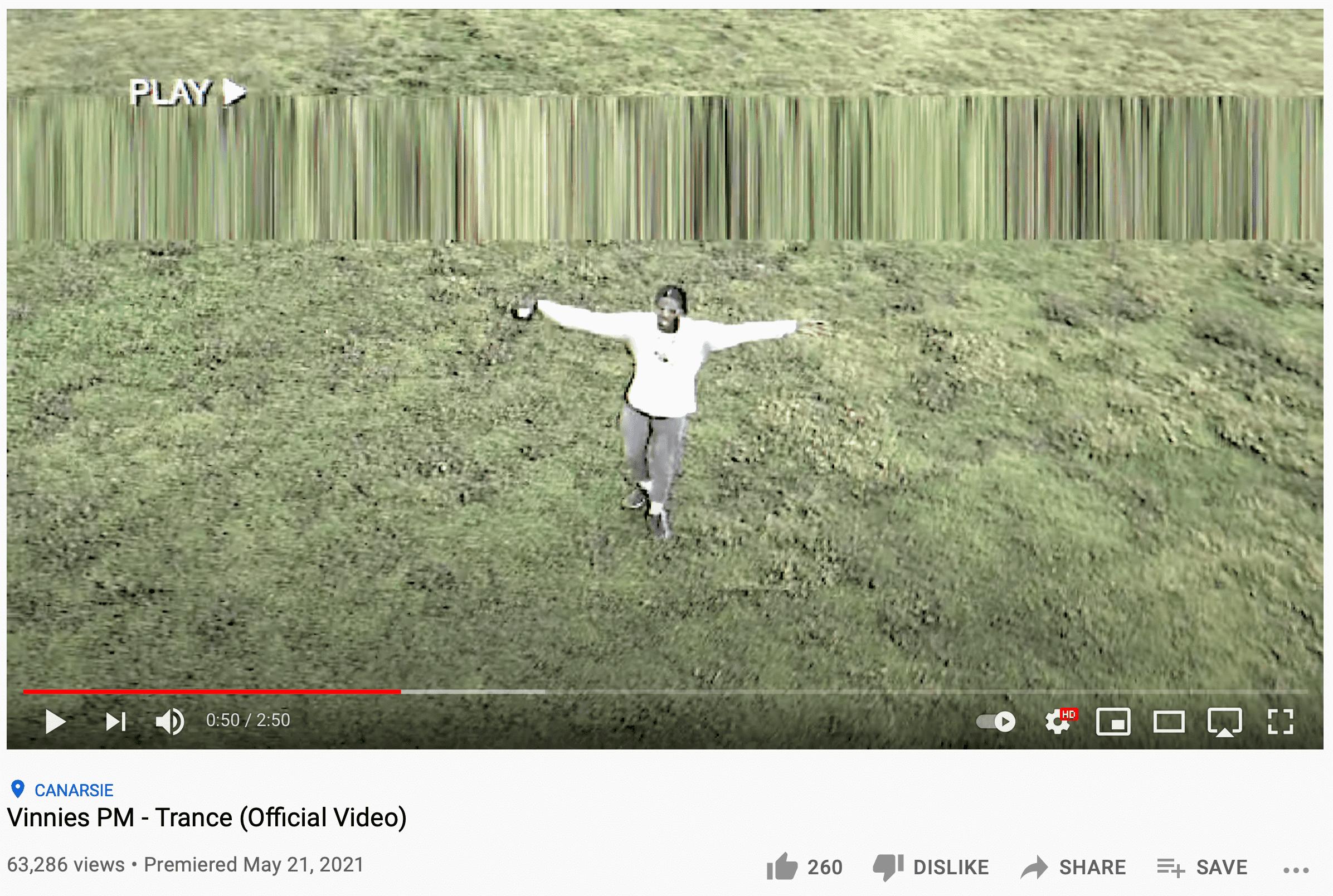 Vinnies PM - Trance
