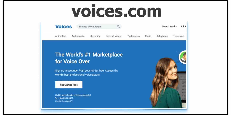 Voices.com producer tags