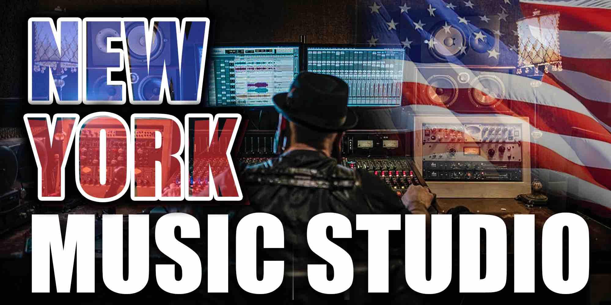 best new york music studio