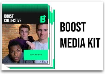 Sample Media Kit for Influencer marketing