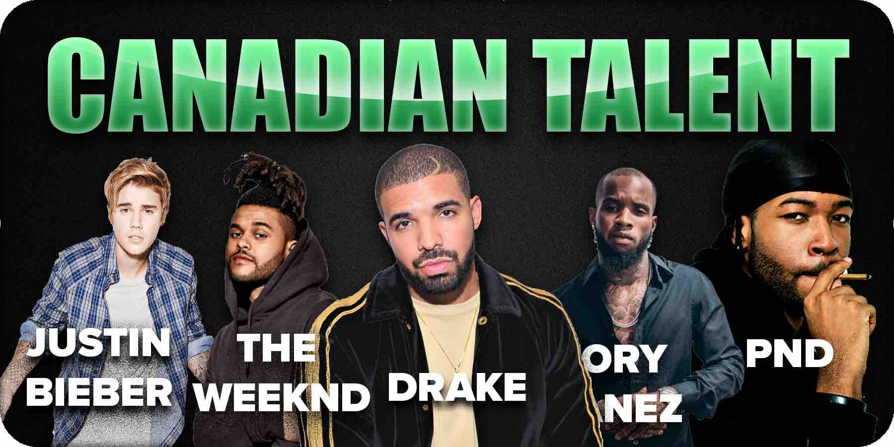 canadian music talent