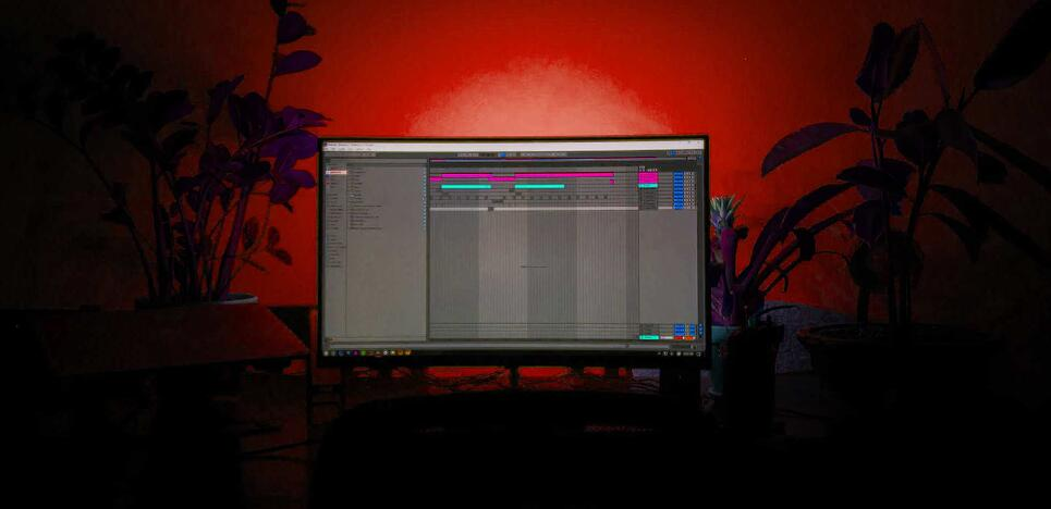 exporting drums and other tracks in ableton live
