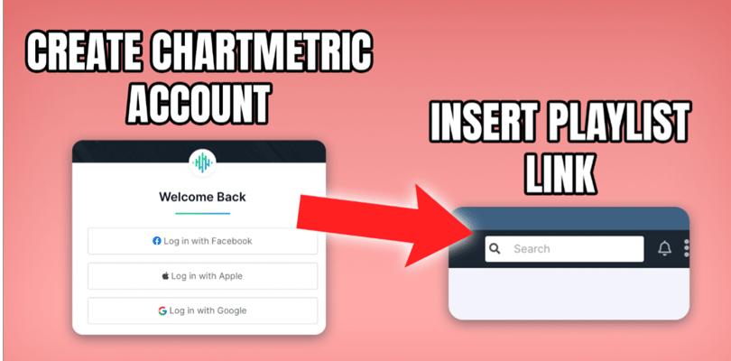Create A Chartmetric Account