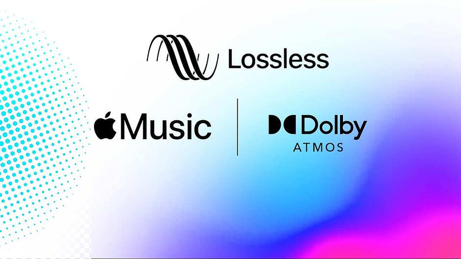 lossless & spatial audio with dolby atmos on apple music